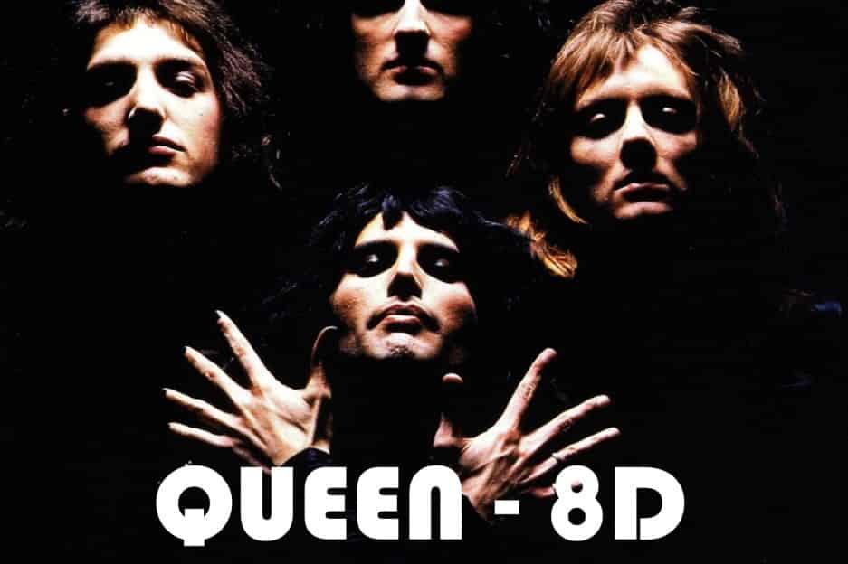 Queen in 8D